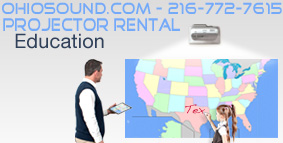 Rent A Projector Education