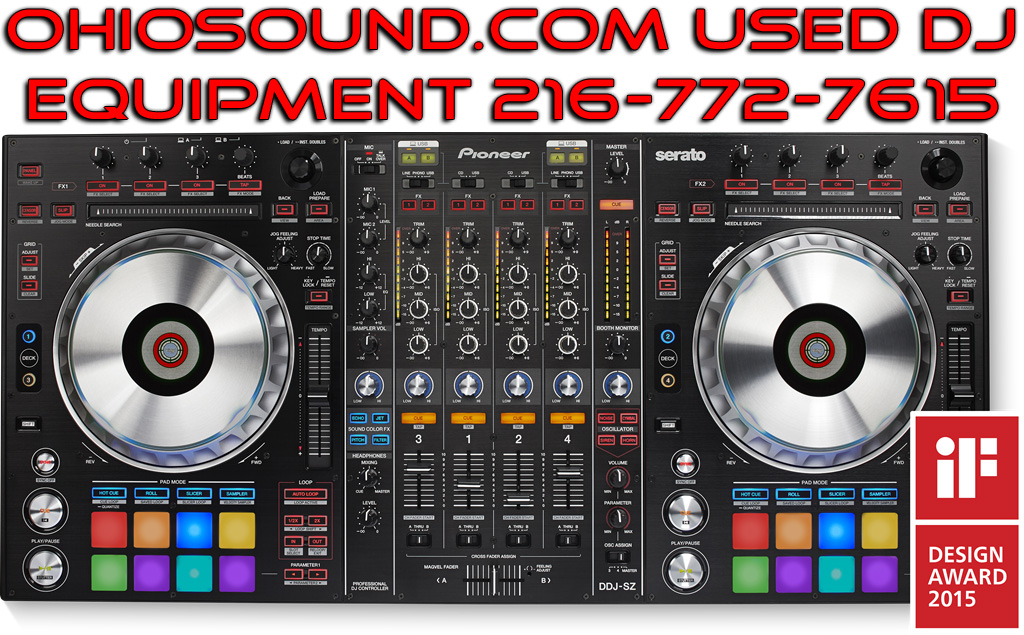 Buy Used Dj Equipment Sale Used Disc Jockey Equipment